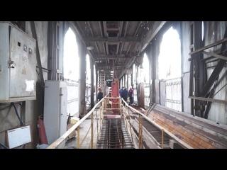 К весне готовы! Сегодня металлурги комиссией обследовали гидротехническое сооружение предприятия