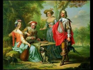 Австрийский художник Franz Christoph Janneck (1703–1761)