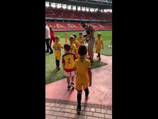 Видео от Футбольная школа «Юниор» [Москва   Одинцово]
