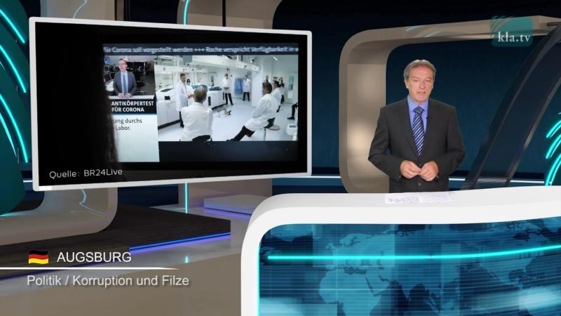 Jens Spahn und Markus Söder - Volksvertreter oder Vertreter von Big Pharma [Medienkommentar]