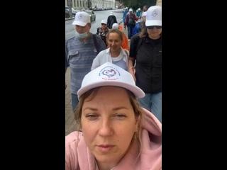 Центр занятости людей с нарушением зрения-слуха kullanıcısından video