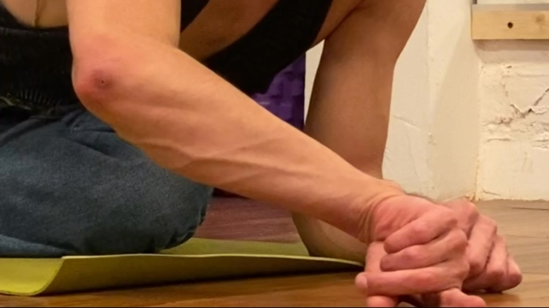 В лабиринтах йоги