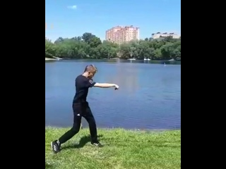 Проект «Тренируйся дома». Бокс. Видео 46