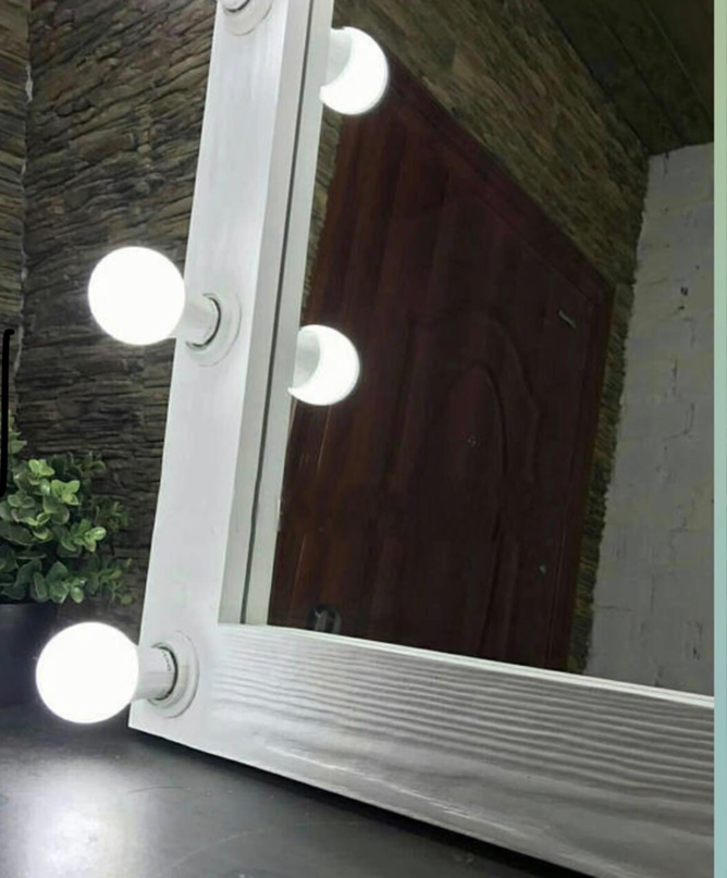 Купить гримерное зеркало, 120/80, | Объявления Орска и Новотроицка №12950