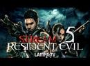Прохождение Resident Evil 5 с Crazy Ivan - Hard 2