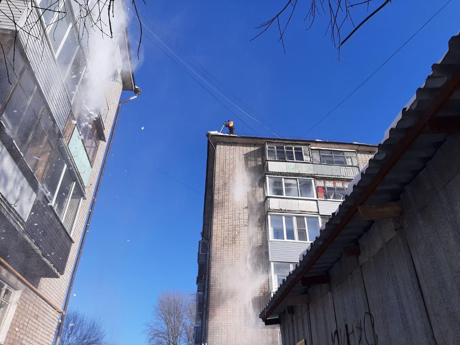 Улица Лепсе дом 15 и улица Цеховая
