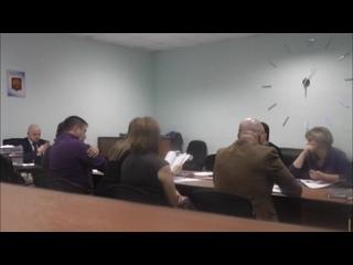 Заседание комиссии СД 22-03-16