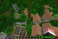 мод на деревню для майнкрафт 1.7.10 #3