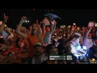Michael van Gerwen vs James Wade (PDC European Championship 2016 / Semi Final)
