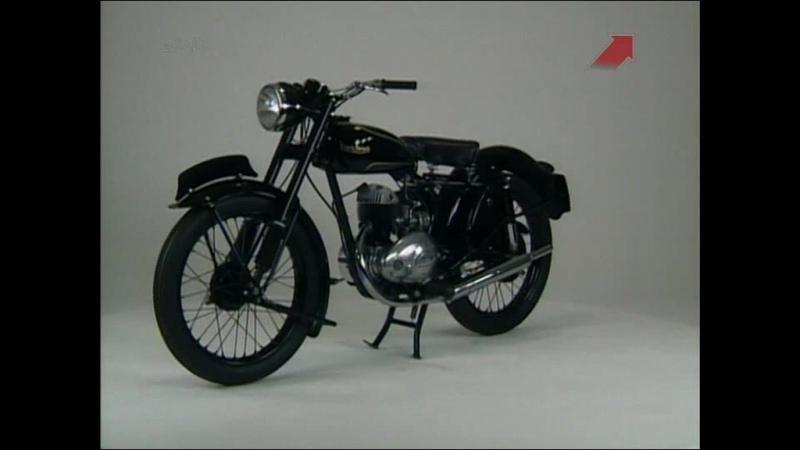 Английские мотоциклы от А до Я 08