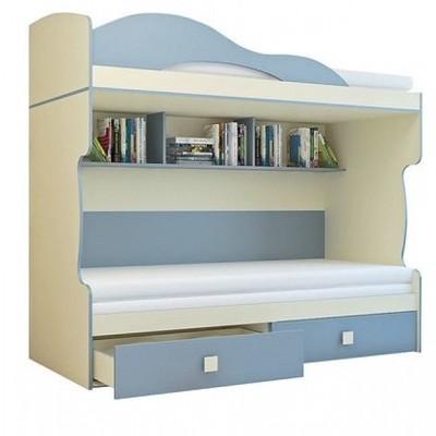 Кровать 2-этаж+тахта