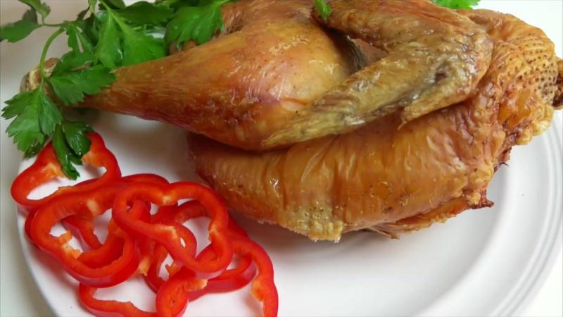 Курица на соли  Курица в духовке супер простой рецепт! Вкуснейшая курочка! Chicken in the oven