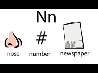Видеоурок_ Английский алфавит
