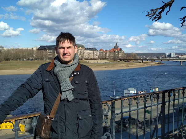 Евгений Одинцов, Санкт-Петербург, Россия