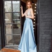 "Платье ""Ellie Blue"""