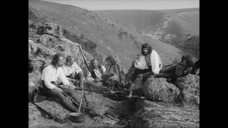 Конь ружьё и вольный ветер Calul pusca si nevasta 1975 Влад Иовицэ HD
