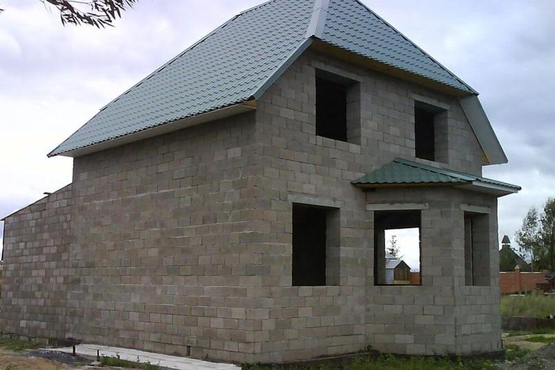 керамзитобетон дом плюсы и минусы