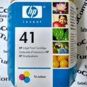 картридж HP 41 51641A