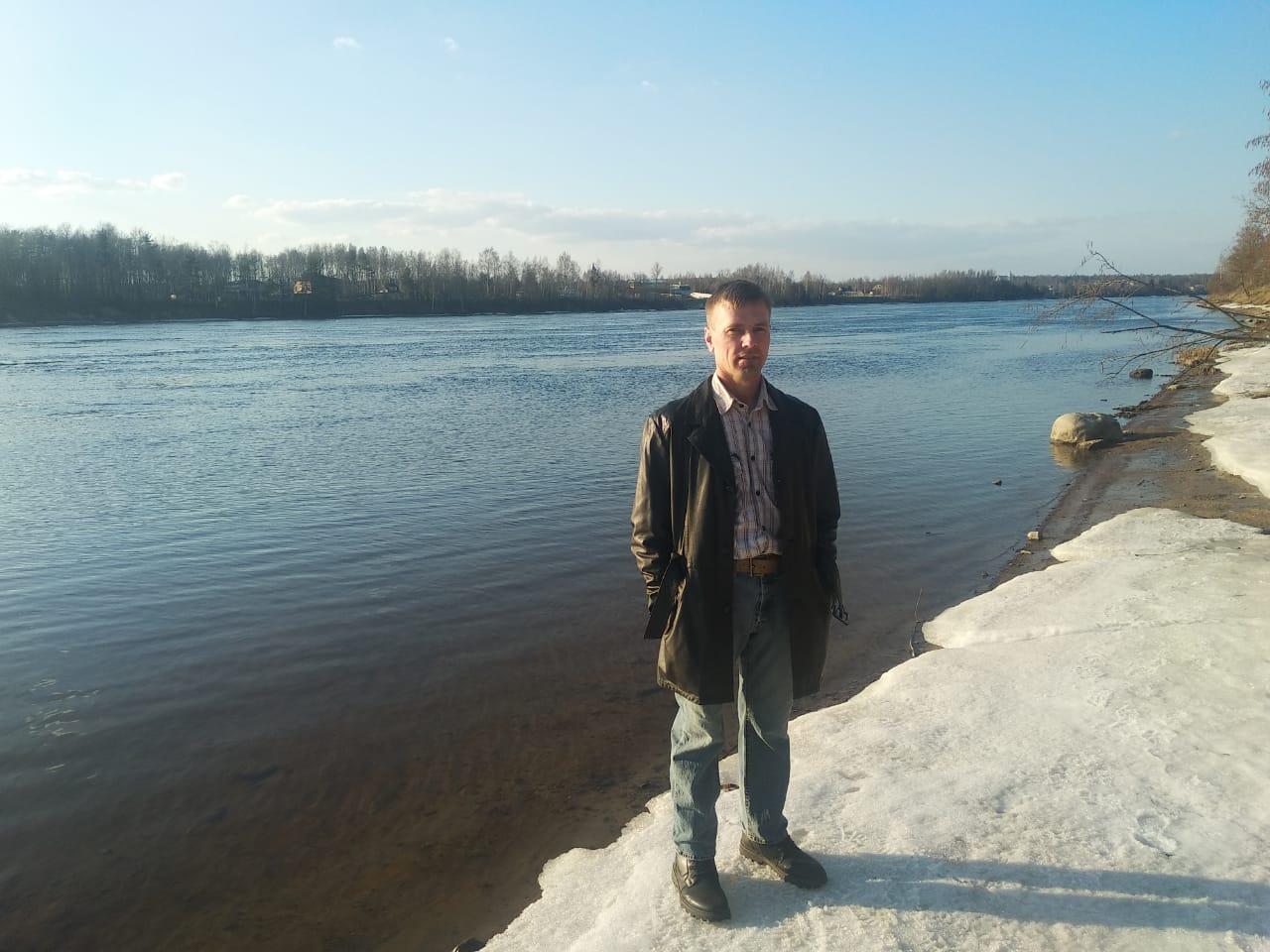 Алексей, 43, Okulovka