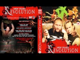 มวยปล้ำพากย์ไทย WWE New Years Revolution 2007 Part 3 ครับ พี่น้อง เครดิตไฟล์ กลุ่มมวยปล้ำพากย์ไทย