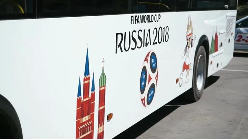 Автобусы на природном газе   EcoGas