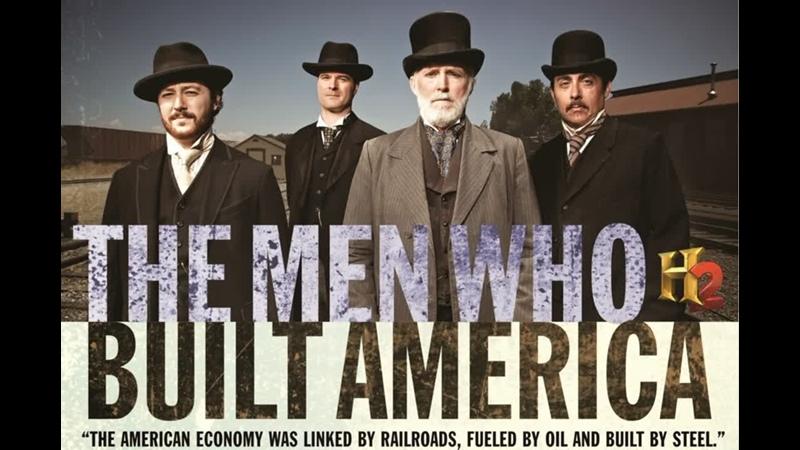 Люди построившие Америку Серия 2 Нефтяной удар Джон Рокфеллер