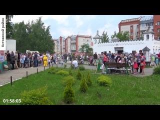 Детский Парк в Кстово будет благоустроен по инициативе жителей