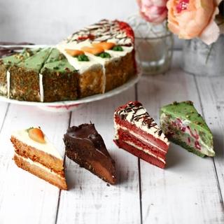 Интернет-магазин  тортов и сладостей Cheese-Cake.ru