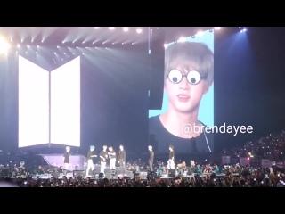 190321   BTS World Tour: LY   Jin