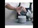 Как работает увлажнитель воздуха Xiaomi VH Man Desktop Humidifier