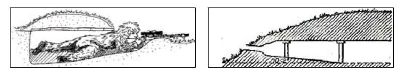 Выбор и оборудование огневой позиции снайпера, изображение №9