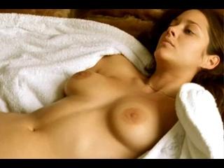 Марион Котийяр Голая - Marion Cotillard Nude - Les jolies choses ( 2001 )