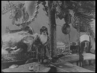 Рождество обитателей леса 1913, Россия, мультфильм