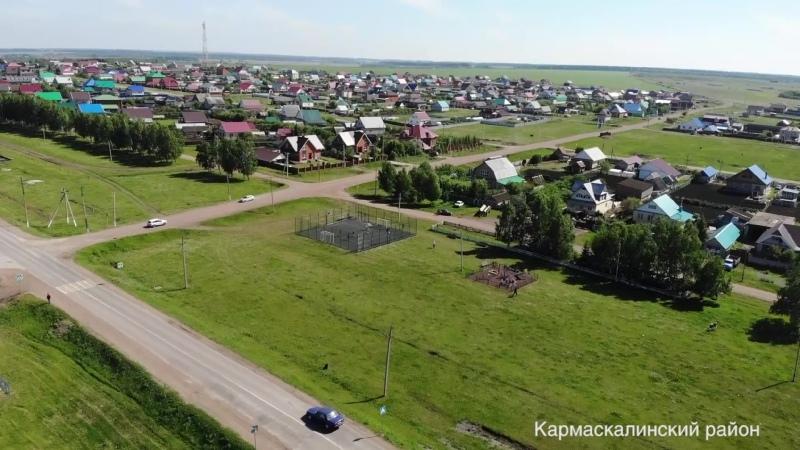 Благоустройство территорий в деревне Кабаково
