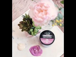 Как пользоваться цветной маской Joico Color Butter - Розовые волосы!