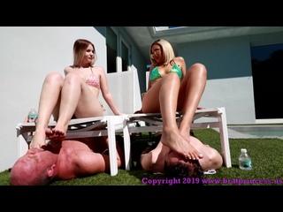BratPrincess  Kat Soles and Nika Venom ... Princess femdom