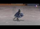 Снегурочка - Выкса ТВ - Новогоднее представление на льду - В гостях у Деда Мороза
