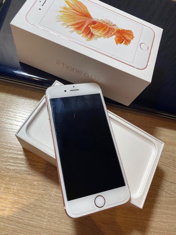 iPhone 6s 32gb rose gold  Состояние отличное    Объявления Орска и Новотроицка №12693
