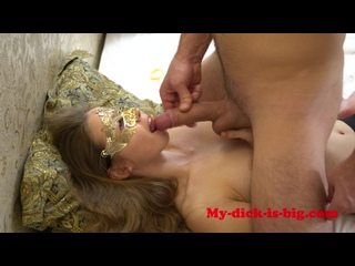 my-dick-is-big [RU] 001 Strawberry Girl 19yo Play with Cum after Sweet Blowjob_2160p