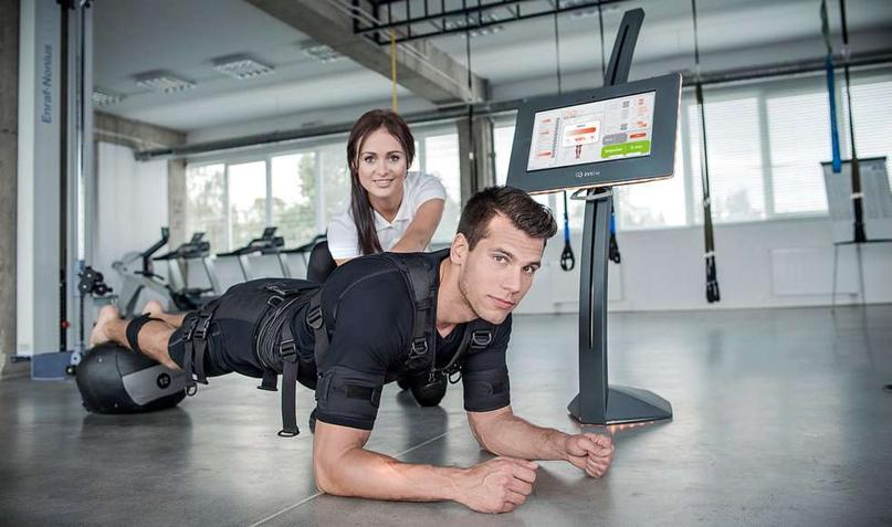 Абонементы на EMS-фитнес со скидкой в бизнес-центре «Нагатинский»