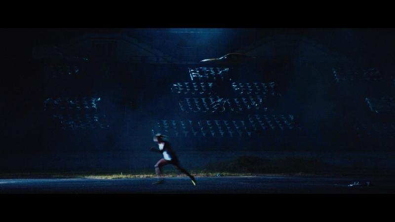 Where the run becomes an outrun