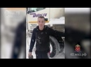 Полицейские Кузбасса помогли дальнобойщику, который заблудившись в незнакомом городе, увяз в снегу