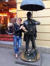 Марина Пономарева, Москва, Россия
