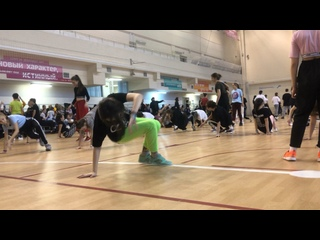 Winter Groove Dance Camp 2020 | Puncha | HipHop