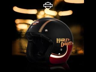 Новый год - новый шлем!