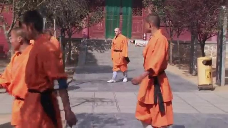 Тайны боевых искусств Китай Денгфен Кун фу Ушу Саньда