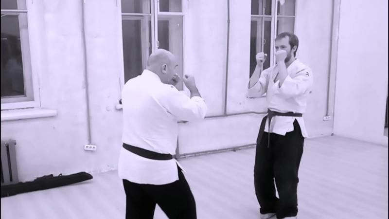Martial arts Sinten Санкт Петербург ryote dori tenchi nage ikkyo okuri ashi