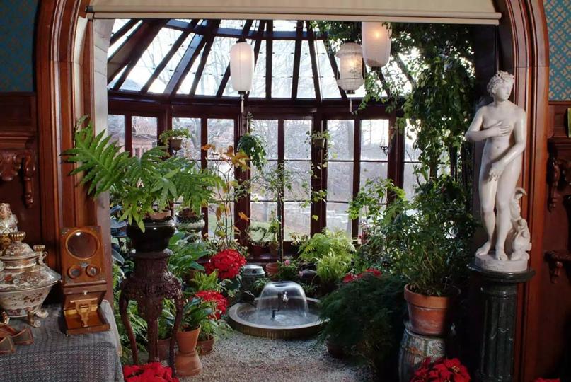 Фототур по дому Марка Твена в Коннектикуте, изображение №4