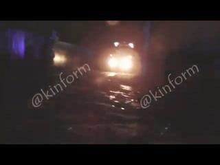 Двое детей погибли при пожаре на даче