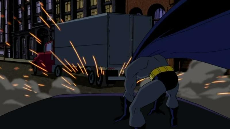 Бэтмен 2004 S2E8 Джей ТВ Sub Toon Inc
